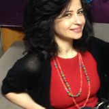 Shirine Osseiran on Maha's Music on K2K Radio 26 March 2015