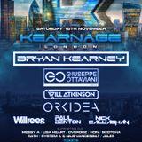 Bryan Kearney Live @ Trance Sanctuary presents Kearnage @ Egg, London UK 18-11-2017