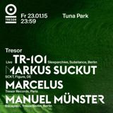 Techno Scene Best Mixes: Markus Suckut @ Tresor, Berlin (23.01.15)