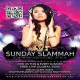 "Live on ""Sunday Slammah"""