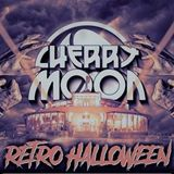 Retro Halloween Cherry moon 31.10.18