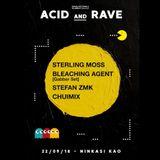 Stefan ZMK @ Acid & Rave - Tapage Nocturne - France 2018 [ acid | industrialtechno | acidcore ]