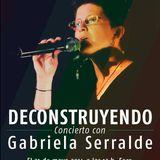 Umbral entrevista a Gabriela Serralde el día 31 de Mayo 2014 por Radio Faro 90.1 fm!!