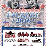 HPOD Presents: DJ Soulless @ Presidental F*ckery