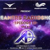 Dreamers Radioshow - Episode 018 with Atragun