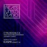 Beats United Radio EP 97 - with special guest KASPR - March 15 2018-128