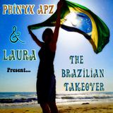 The Brazilian Takeover - KCSB (05-21-2015)