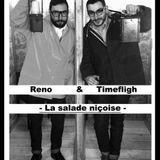 Mix Session @ le balthazar Café Part 1 by Reno & Timefligh