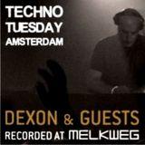 Techno Tuesday Amsterdam 079 (with Dexon) 07.08.2018