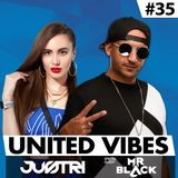 Justri - United Vibes #35 guest MR.Black
