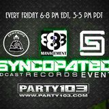 8.12.2016 Syncopated Podcast - Hour 2