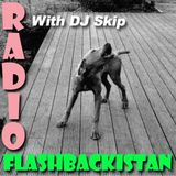 Radio Flashbackistan - April 2012
