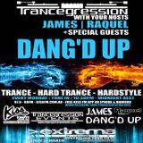 Dang'd Up on Trancegression 367 Kiss FM Dance Music Australia 19/1/15
