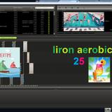 liron aerobic 25 140 bpm