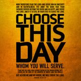 You Choose to do His Will - Lesson 3