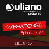 Juliano présente Vibrations #152