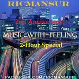 Music with Feeling 25 - 2nd Anniversary 2-Hour Special