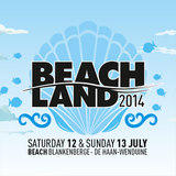 dj A-Tom-X @ Beachland - Real Retro House Stage 12-07-2014