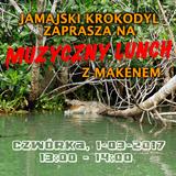 Muzyczny Lunch Czwórka - Maken, 1-03-2017