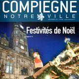 """""""Compiègne Notre Ville"""" Décembre 2017 version audiobook -   par Le Fil D'ARIANE -"""