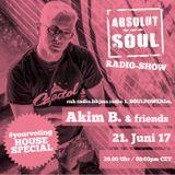 Absolut Soul Show /// 21.06.17 on SOULPOWERfm