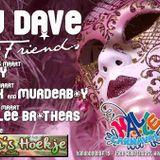 dj Dave @ Kina's Hoekje - Carnaval halle 07-03-2016 p2