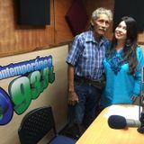 23-JUN-16 -  El Escultor Pintor Venezolano Rafael Martinez en #NocheDeTertulias con @marisatirone