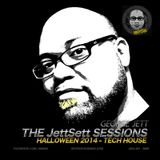 The JettSett Session Halloween 2014 - Tech House