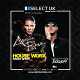 Abigail Bailey present HouseWorX radio show 26th Oct 2015 with special guest mix by DJ Todoroff