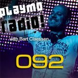 Bart Claessen - Playmo Radio 92