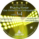 DJ Aly - PartyTime Da Oldschool Megamix 4
