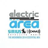 Richard Archon Guestmix _ Groove Radio on Electric Area Serius XM Satellite Radio (02.01.15)