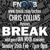 BREAK 26-2-12 Ian Void