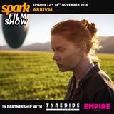 SPARK FILM SHOW 72: 18th November 2016