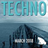 Techno mix , March 2018