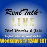 Real Talk LIVE - Episode 166
