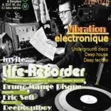 BrunoMangeDisque @ VIBRATION ELECTRONIQUE #01
