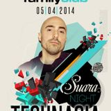 Technasia @ Family Club [Suara Night 05.04.2014]