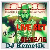 Live Set from Petra's New Year's Celebration by DJ Kemetik