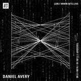Daniel Avery - 11th September 2018