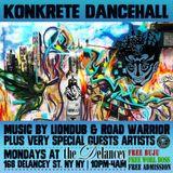 LIONDUB - 03.13.18 - KONKRETE DANCEHALL NYC (LIVE)