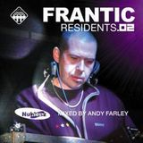 Frantic Residents 02 (Mixed by Andy Farley)