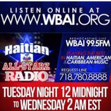HAITIAN ALL-STARZ RADIO on WBAI 99.5FM EPISODE #29 - Host: DJayCee, Only1Pro
