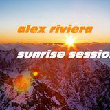 alex riviera - sunrise session 01/17