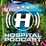 Hospital Podcast 374 with London Elektricity & Danny Byrd