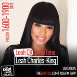 #LeahCKDriveTime with @LeahCharlesKing  [22.06.18 4PM - 7PM GMT]
