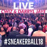 Cwiz & Darryl Jaye LIVE at the Omega AKA Sneakerball 2018 General Jackson Showboat 5-26-18