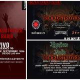 RockDestroyer & Mysticus Radio capitulo 6