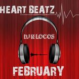 HEART BEATZ - FEBRUARY - 2016 - by N LOCOS