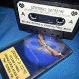 "UPRISING DJ""S Peter Piper N Demolition Man 28-02-98"